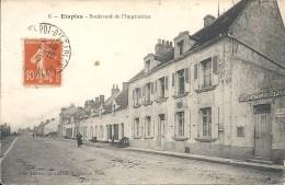BOULEVARD DE L'IMPERATRICE - Etaples