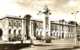 GLAMORGAN - BARRY - KING SQUARE - THE TOWN HALL RP Glam147 - Glamorgan
