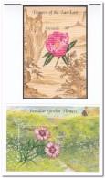 Grenada 1996, Postfris MNH, Flowers - Grenada (1974-...)