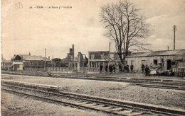 HAM - La Gare Provisoire   (91959) - Ham