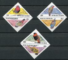 Benin ** N° 950 à 955 - Oiseaux - - Benin - Dahomey (1960-...)