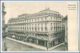 N5171/ München Hotel Kaiserhof Schützenstraße Ca.1900 AK - Non Classificati