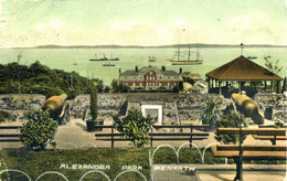GLAMORGAN - PENARTH - ALEXANDRA PARK 1906 Glam158 - Glamorgan