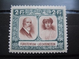 Timbre  Liechtenstein   Année  1930  N°  107      Côte 85 € - Liechtenstein