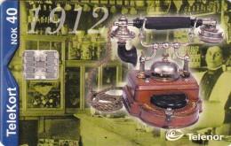 L.M.Ericsson 1912,  Norway Used - Telephones