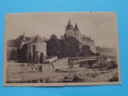 L'Ourthe Et Le Château ( Jos. Albert-Detroz ) Anno 19?? ( Zie Foto Voor Details ) - Durbuy