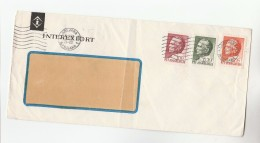 1968  YUGOSLAVIA InterExport  COVER  Stamps 1.00 0.20 0.05 - 1945-1992 Socialist Federal Republic Of Yugoslavia