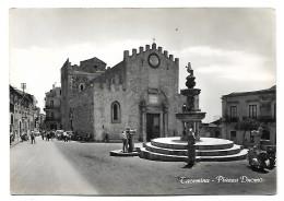 TAORMINA PIAZZA DUOMO NV  FG - Messina