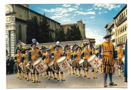 FIRENZE PIAZZA S.MARIA NOVELLA - GIUCO DEL CALCIO IN COSTUME NV  FG - Firenze