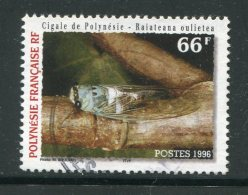 POLYNESIE- Y&T N°516- Oblitéré - French Polynesia