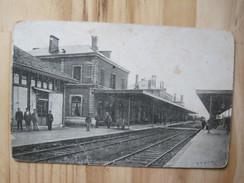 Belfort - La Gare - Belfort - Stad