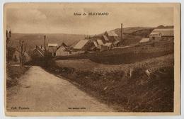 Le Bleymard (48 Lozère), Les Mines, 1938. - Le Bleymard