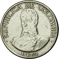 Colombie, Peso, 1979, TTB+, Copper-nickel, KM:258.2 - Colombia