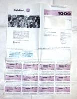 Azioni Italsider Da 1000 - G - I