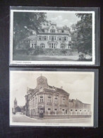 2 X Troisdorf 1936  + 1952 Mit 1 X Gasthof Zur Goldenen Ecke - Troisdorf
