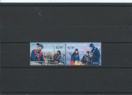 FINLANDE 2007 - YT N° 1813/1814 NEUF SANS CHARNIERE ** (MNH) GOMME D'ORIGINE LUXE