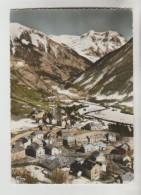 CPSM LA CONDAMINE CHATELARD (Alpes De Haute Provence) - 1347 M Le Village Sous La Neige - France