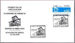 VII CENT. MERCADO DE BENAVIDES DE ORBIGO (LEON). SPD/FDC Benavides 2006 - Agriculture