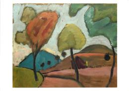 Gabriele Munter, Art Painting Postcard Unposted - Peintures & Tableaux