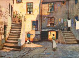 Anne Croft, St Ives, Art Painting Postcard Unposted - Pittura & Quadri