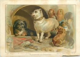 Edwin Landseer, School Board For London, Art Painting Postcard Unposted - Pittura & Quadri
