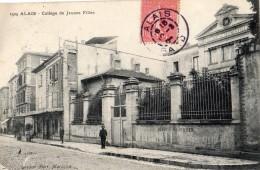 ALES (ALAIS) COLLEGE DE JEUNES FILLES - Alès