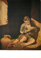 Murillo, Art Painting Postcard Unposted - Schilderijen