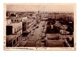 BOL140 - TUNISIA Da SFAX 10/3/1937 . Vue Generale Vers Le Port . DIFETTOSA - Tunisia