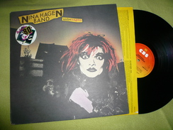 """Nina Hagen Band""""33t Vinyle""""Unbehagen"""" - Disco, Pop"""