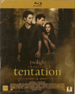 Dvd Blu-ray Twilight Chapitre 2 Tentation En Français - Fantasy
