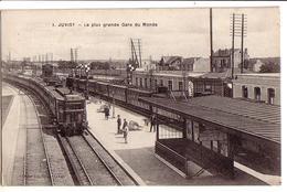 JUVISY: La Plus Grande Gare Du Monde - Juvisy-sur-Orge