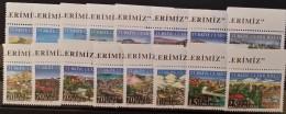 Turkey, 2005, Mi: 3460/75 (MNH) - 1921-... République