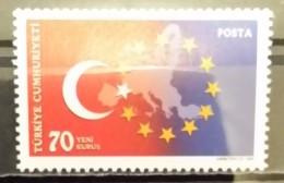 Turkey, 2005, Mi :3483 (MNH) - Unused Stamps