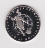 10 Euro  Sport-Gedenkmünzen  2011   Frauen Fußball WM   A  Stgl. - [10] Herdenkingsmunt