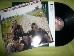"""The Clash""""33t Vinyle""""Combat Rock"""" - Punk"""