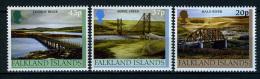 2000 - FALKLAND ISLAND -  Mi.  Nr. 795/797 -  NH - ( **) - (G-EA-371689.4) - Falkland