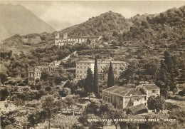 Villa Massoni, Massa, MS Massa And Carrara, Italy Postcard Unposted - Massa
