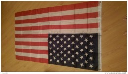 DRAPEAU FLAG ETATS-UNIS USA UNITED STATES 90X150 CM - Drapeaux