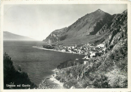 Limone Sul Garda, BS Brescia, Italy RP Postcard Unposted - Brescia