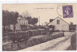 Jura - Orchamps - La Gare - Ohne Zuordnung