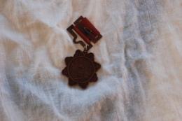 MEDAILE CHINOISE DE LA REPUBLIQUE 1925 - Medals
