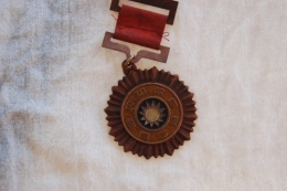 MEDAILLE CHINOISE DE LA REPUBLIQUE KUOMINTANG - Other Countries