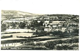 GWENT - CRICKHOWELL - GENERAL VIEW RP Gw116 - Breconshire
