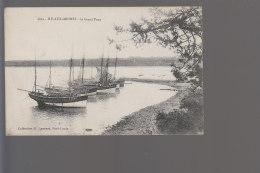 Cpa ,   Ile Aux Moines , Le Grand Pont .   ,    Voyagé - Ile Aux Moines