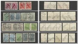Austria  - Graz  Perfin  STYRIA  1924 - Abarten & Kuriositäten