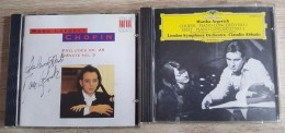 2 CD De Chopin Dont Un Signé Par Marc Laforet - Martha Argerich London Symphony - Classical