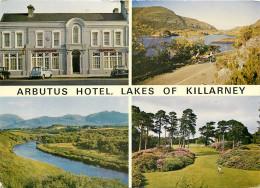 Arbutus Hotel, Lakes Of Killarney, Kerry, Ireland Postcard Unposted - Kerry