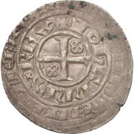 France, Jean II Le Bon, Blanc, 1350-1364, Billon, Duplessy:299A - 987-1789 Royal