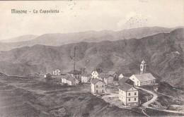 Italy Masone - La Cappelletta 1913 - Genova (Genoa)