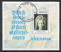 Grenada Y/T Blok 46 (0) - Grenade (1974-...)